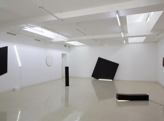 Kinetische werken en Lichtobjecten, 1970 - 1990, Frans Mossou,