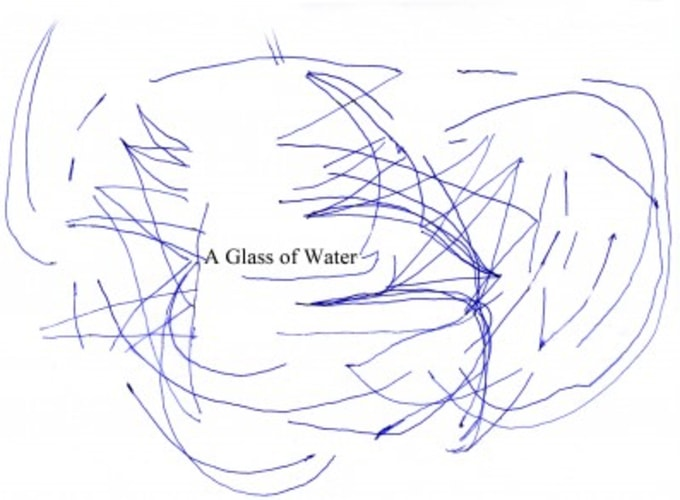 A Glass of Water (Some Objects on the Path to Enlightenment), Saskia Janssen,