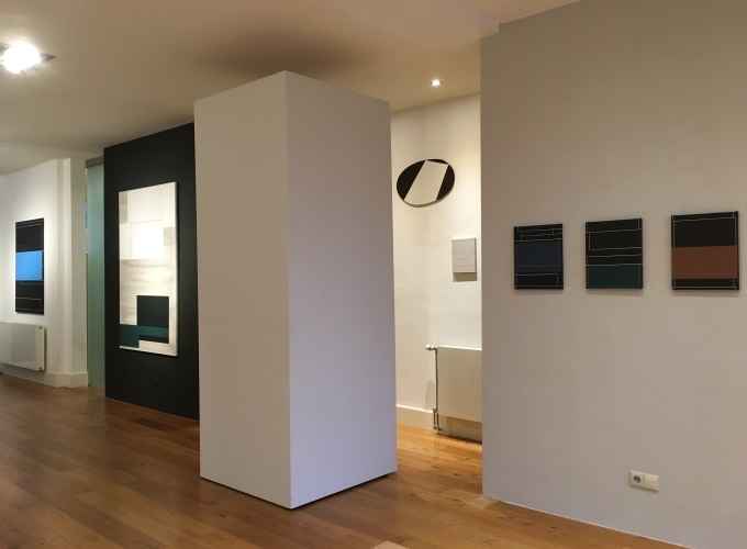 Lines, form, spaces and other, Inez Smit,