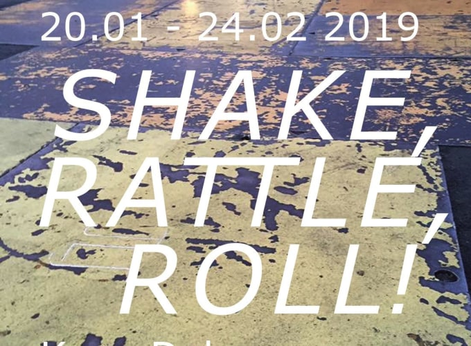 SHAKE RATTLE ROLL!, Koen Delaere, Ide André,