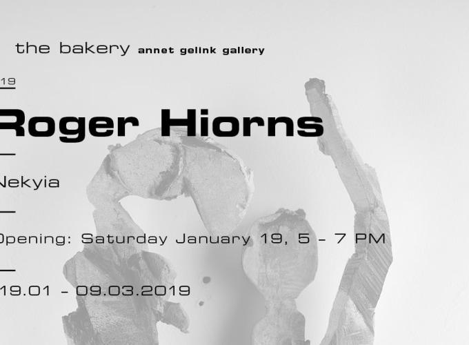 Nekyia, Roger Hiorns,