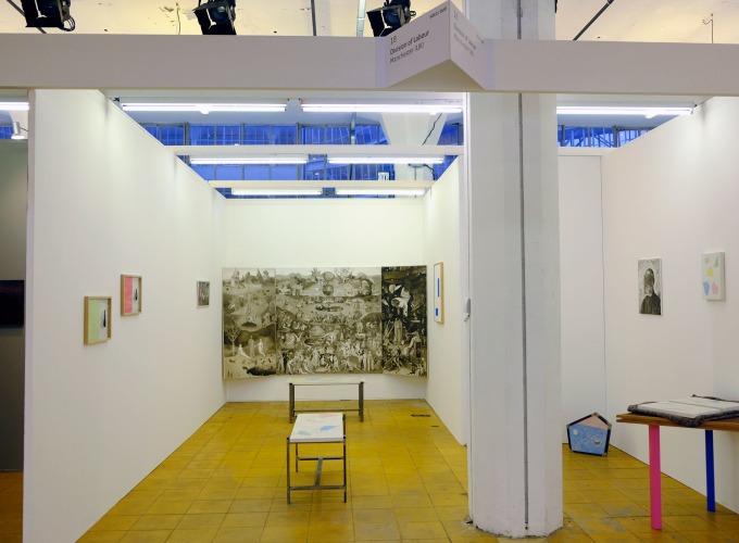 Art Rotterdam 2019, Andrew Lacon, John Robinson,
