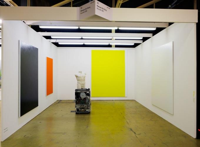 Art Rotterdam 2019, Nicolás Lamas, Jannis Schroeder,