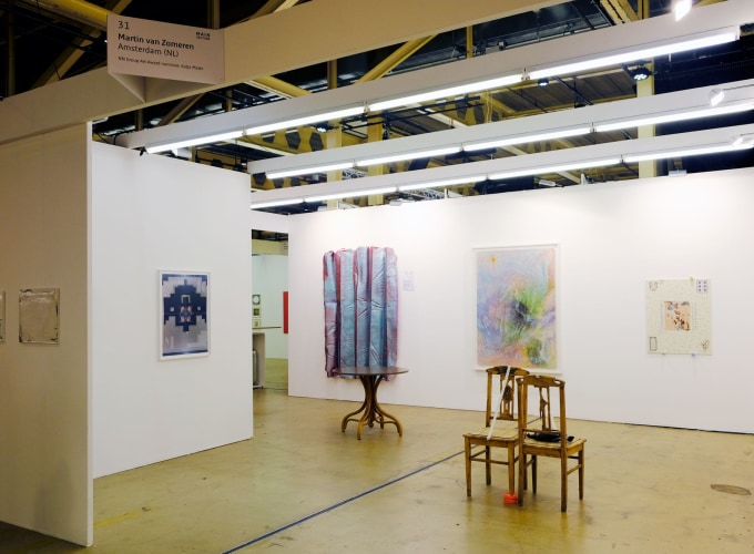Art Rotterdam 2019, Juliaan Andeweg, Christine Moldrickx, Katja Mater, Navid Nuur, Janis Rafa, Pieter Engels, Marien Schouten,