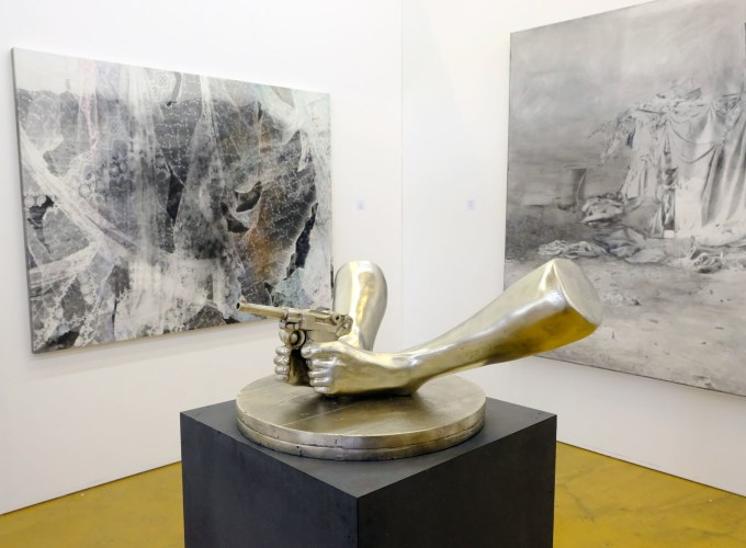 Art Rotterdam 2019, Marie Cloquet, Marc Rossignol, Thom Puckey, Wesley Meuris,