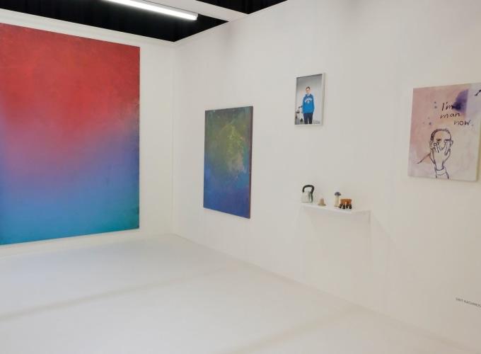 Art Rotterdam 2019, FAMED, Matthias Reinmuth, Grit Hachmeister,