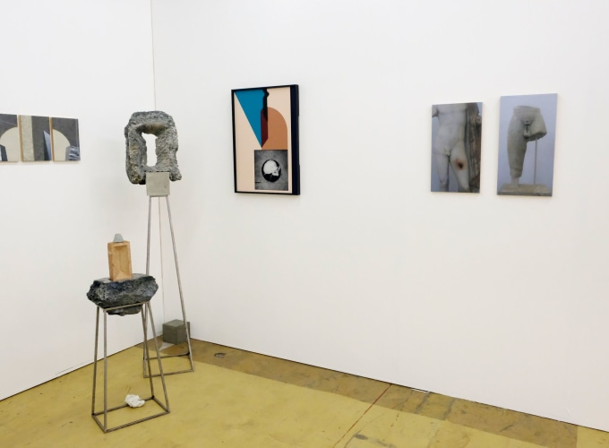 Art Rotterdam 2019, Evy Jokhova, Filip Berendt,