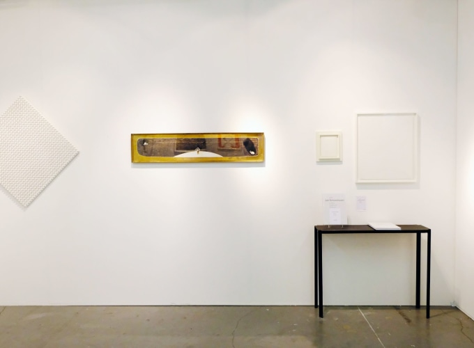 Art Rotterdam 2019, Tom Weselmann †, Richard Serra, Jan Schoonhoven †,
