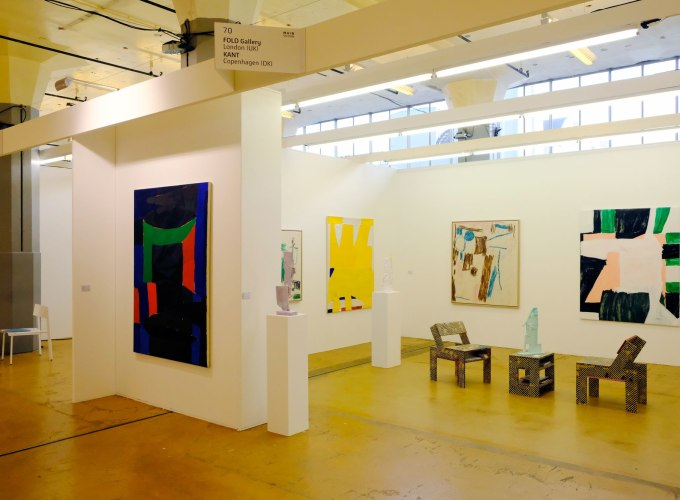 Art Rotterdam 2019, Daniel Jensen,
