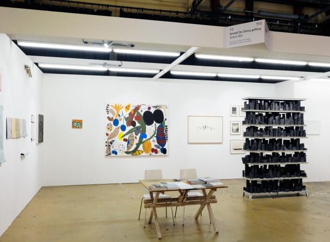 Art Rotterdam 2019, Johan De Wit, Klaas Kloosterboer, Ronald Noorman †, German Stegmaier, Tuukka Tammisaari, Nahum Tevet, JCJ Vanderheyden †,
