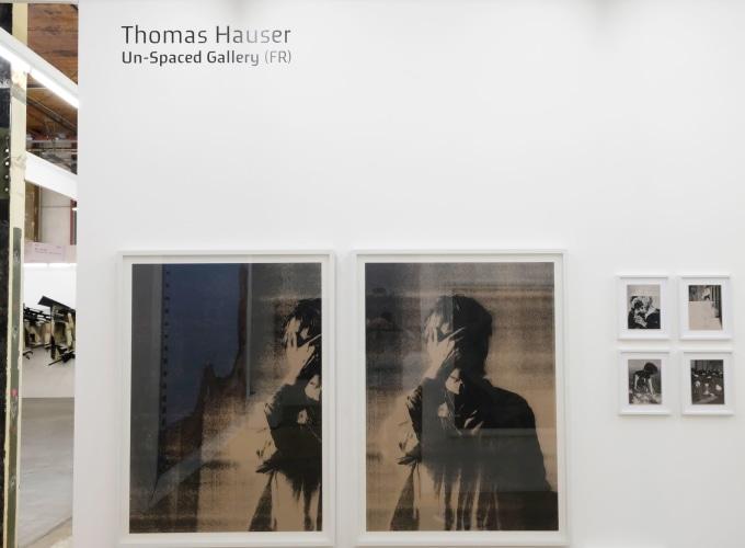 Art Rotterdam 2019, Thomas Hauser,