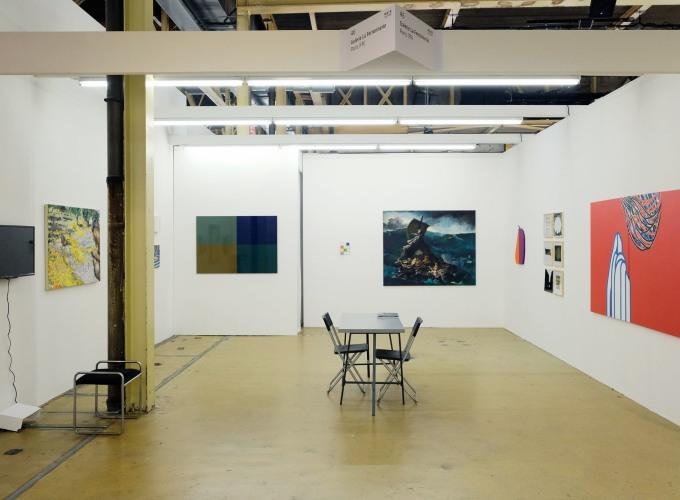 Art Rotterdam 2019, Laurent Fiévet, Soo-Kyoung Lee, Frédéric Coché, Natasja van Kampen, Jérôme Touron, Dominique Dehais,