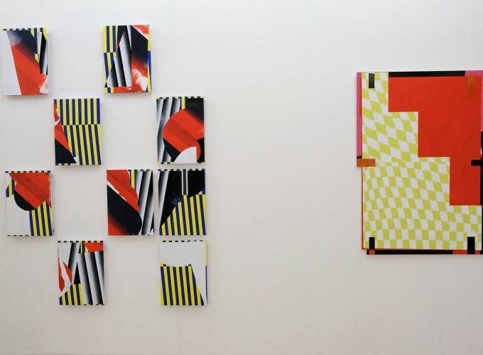 Art Rotterdam 2019, Jonas Maas,