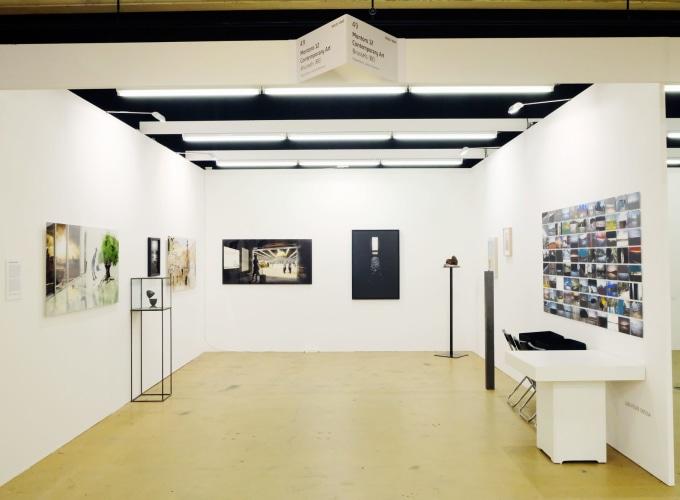 Art Rotterdam 2019, Larissa Sansour, Luis Felipe Ortega,