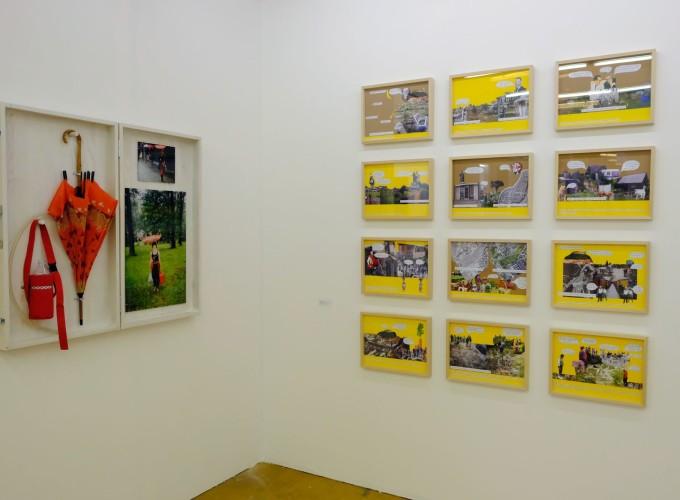 Art Rotterdam 2019, Polonca Lovšin, Small but dangers,