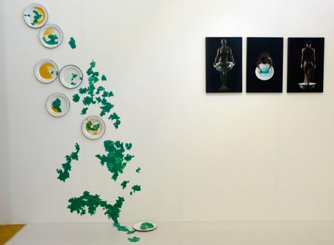 Art Rotterdam 2019, Buhlebezwe Siwani, Afra Eisma, Majid Biglari,