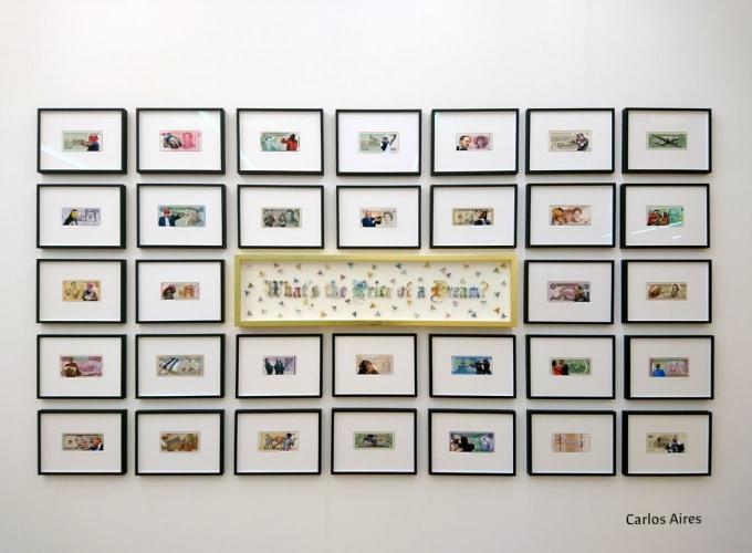 Art Rotterdam 2019, Carlos Aires, Ditte Ejlerskov,
