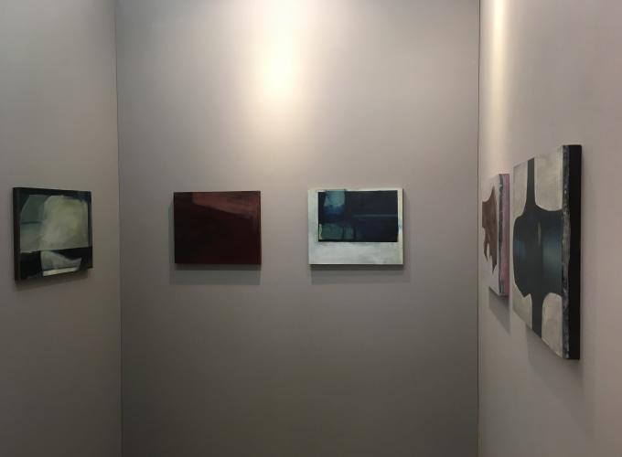 Art Rotterdam 2019, Desiree Dolron, Peter Schuyff, Athanasios Argianas, Andreas Kassapis, Thomas van Linge, Shezad Dawood, Jake & Dinos Chapman,
