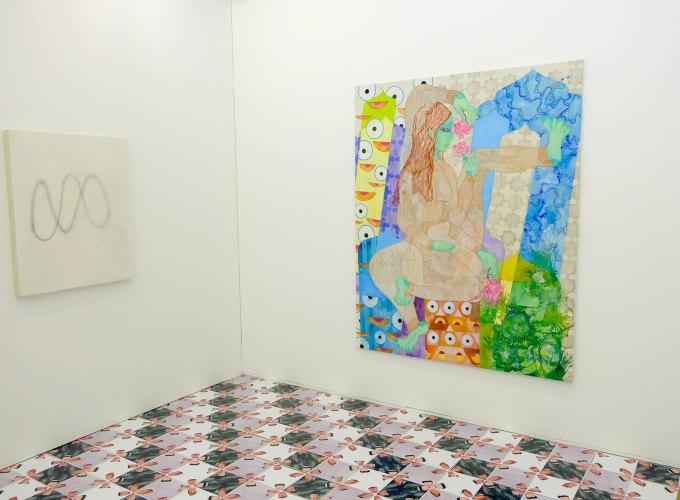 Art Rotterdam 2019, Nadira Husain, Catherine Biocca,