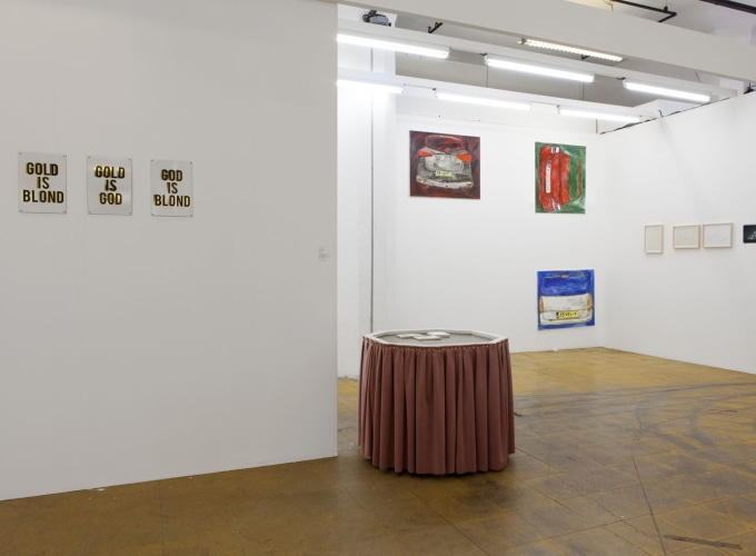 Art Rotterdam 2019, Yuki Okumura, Kenichi Ogawa, Wobbe Micha, Kurt Ryslavy, Gino Saccone, Suchan Kinoshita, Juan Pablo Plazas,