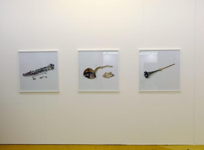 Art Rotterdam 2019, Lara Almarcegui, Pauline Curnier Jardin, Klaas Kloosterboer, Otto Berchem, Susan Philipsz,