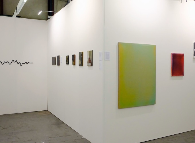 Art Rotterdam 2019, Tamara Dees, Shawn Stipling, Jan van Munster, Jus Juchtmans, Harry Markusse, P.B. Van Rossem,