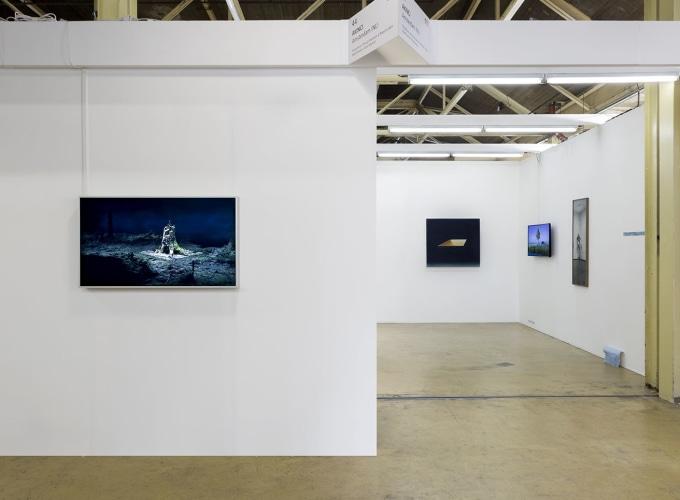 Art Rotterdam 2019, Andrei Roiter, Stéphanie Saadé, Persijn Broersen & Margit Lukács, Inge Meijer, Anne Wenzel,