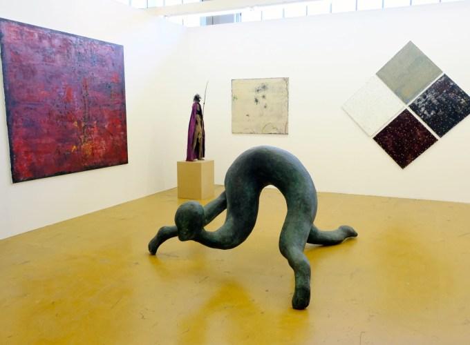 Art Rotterdam 2019, Ronald Zuurmond, Henk Visch,