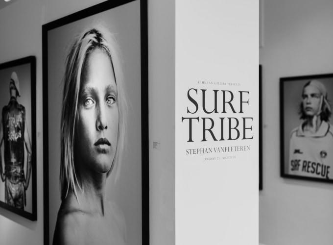 Surf Tribe, Stephan Vanfleteren,