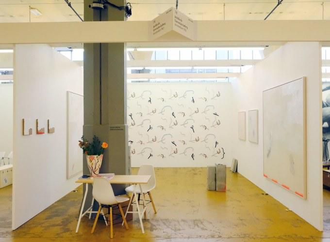 Art Rotterdam 2019, Kaspar Dejong,
