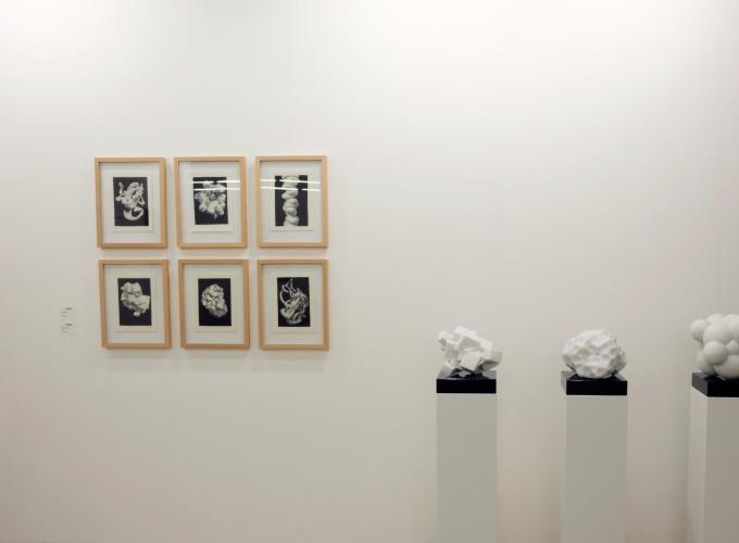 Art Rotterdam 2019, Eelco Brand, Teun Hocks, Yibai Liao,