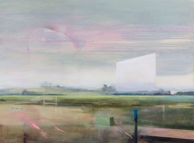 Framing the Landscape, Annemieke Alberts,