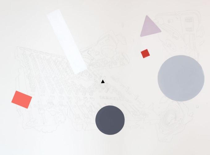 Drawing Online, Feipel & Bechameil, Susanne Ring, Alain Declerq,