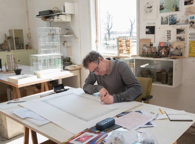 Drawing Online, Frank Halmans,