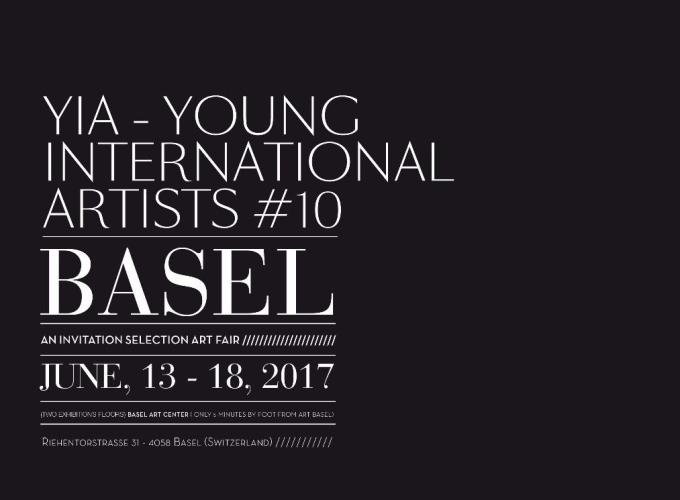YIA Art Fair Basel, Max Kraanen,