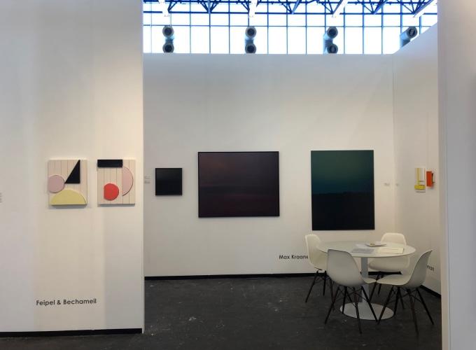 KunstRAI Art Amsterdam, Robert Polidori, Marchand & Meffre, Julia Aurora Guzmán, Feipel & Bechameil, Max Kraanen,