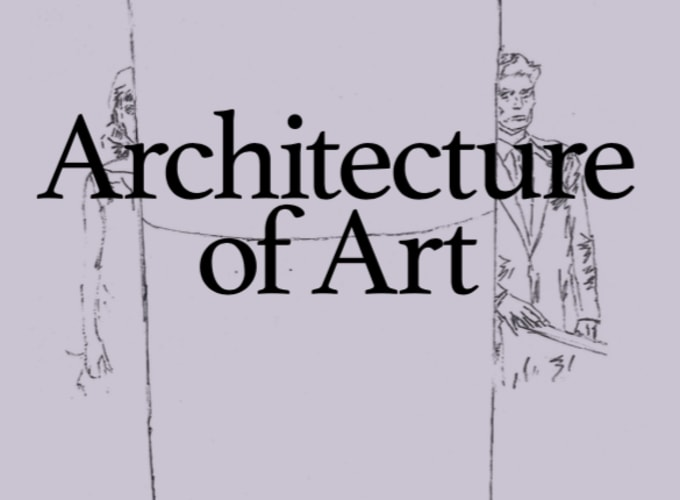 Architecture of Art, Mike Ottink, Tom Woestenborghs, Bram Braam, Dwight Marica, Erik Sep, Boris Maas, Saminte Ekeland, Sandro Setola,