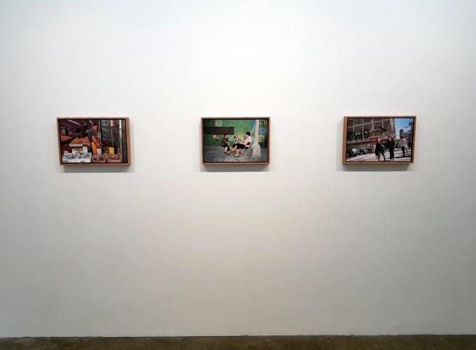 A New York Story, Yigal Ozeri,
