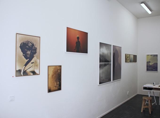 Duo-Exhibition Jitske Schols en Maarten van Schaik, Maarten van Schaik, Jitske Schols,