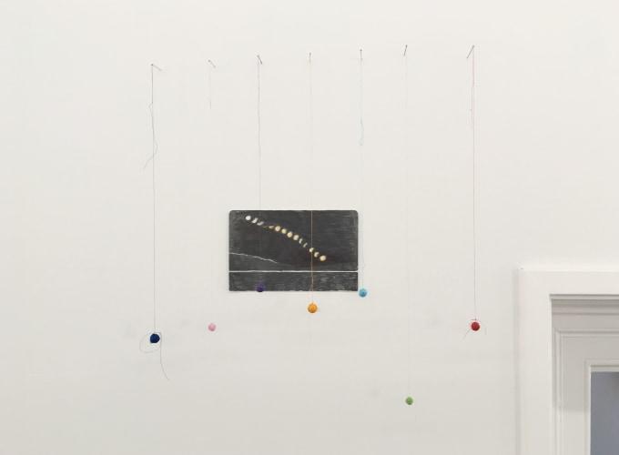 '4+4' Groepstentoonstelling, P.B. Van Rossem, Jus Juchtmans, Cor van Dijk, Ingrid van der Hoeven, Dave Meijer,