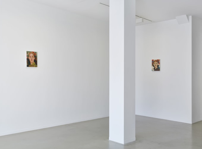 Through Painters' Eyes, Ioan Sbârciu, Hernan Bas,