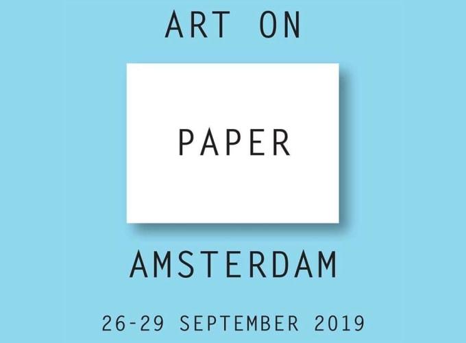 Art on Paper Amsterdam 2019, Marc Mulders,