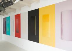 Simone Hoang, Galerie Fontana