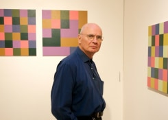 Peter Struycken, andriesse eyck galerie