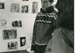 Frank van den Broeck, Galerie Maurits van de Laar