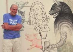 Pat Andrea, Galerie Ramakers