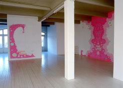 Lily van der Stokker, Galerie van Gelder