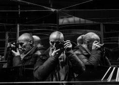 Andreas Trogisch, Galerie Wouter van Leeuwen