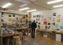 Dave Meijer, Galerie van den Berge