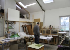 Frank Halmans, Galerie van den Berge